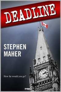 Deadline, a new book by Stephen Maher